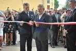 Otwarcie nowego skrzydła w 22 Wojskowym Szpitalu Uzdrowiskowo-Rehabilitacyjnym w Ciechocinku!!!