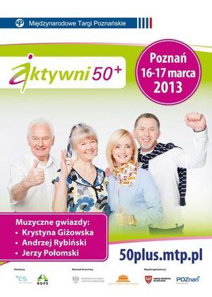 Czwarta edycja targów Aktywni 50+
