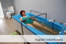 Uzdrowisko Goczałkowice Zdrój - Kąpiel solankowa  - sanatoria.org