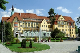 """Szpital Uzdrowiskowy """"Polonia"""" - Polonia - sanatoria.org"""