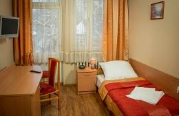 SANATORIUM UZDROWISKOWE AZALIA - pokój 1 osobowy w Sanatorium  - sanatoria.org