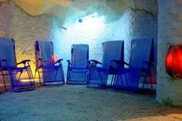 EDEN Sanatorium Uzdrowiskowe<BR> OŚRODEK LECZNICZO-REHABILITACYJNY PZN - Grota solna w SANATORIUM EDEN - sanatoria.org