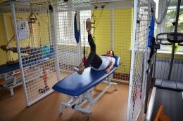 SP ZOZ Sanatorium Uzdrowiskowe MSWiA ORION - UGUL - ĆWICZENIA W ODCIĄŻENIU W SANATORIUM ORION - sanatoria.org