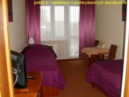 22 Wojskowy Szpital Uzdrowiskowo-Rehabilitacyjny - Pokój 2 osobowy - sanatoria.org