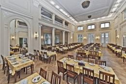 Sanatorium Dom Zdrojowy - Restauracja Szczawno Zdrój  - sanatoria.org