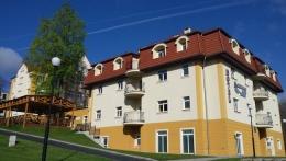 DOM ZDROJOWY UZDROWISKO ŚWIERADÓW - Hotel Sanus  - sanatoria.org
