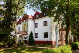 Uzdrowisko Konstancin-Zdrój - HOTEL UZDROWISKOWY KONSTANCJA - sanatoria.org