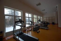 Centrum Rehabilitacji CZERNIAWA ZDR�J - Si�ownia - sanatoria.org