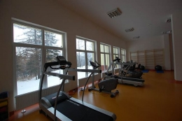 Klinika Młodości Medical SPA - sala fitness - sanatoria.org
